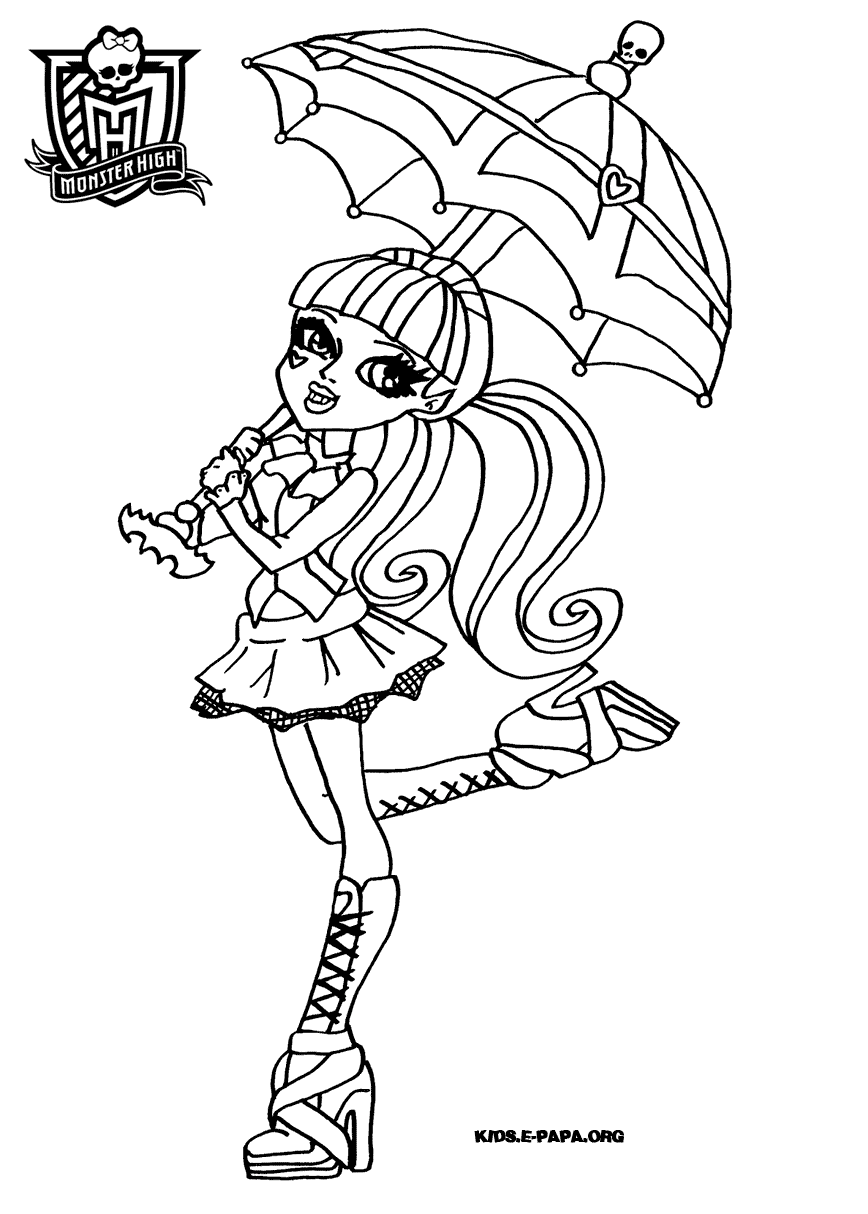 Printable coloring pages liv and maddie - Printable Coloring Pages Liv And Maddie Draculaura Disegni Da Colorare Monster High