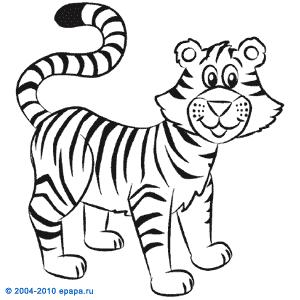 Come Disegnare Una Tigre Come Disegnare Gli Animali Come Disegnare